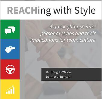 reaching with style ebook cover